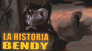 HISTORIA Y TEORIAS DE BENDY AND THE INK MACHINE - ESPAÑOL / CASTELLANO
