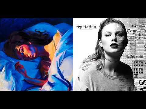 Delicate Feelings (Mashup) - Lorde & Taylor Swift