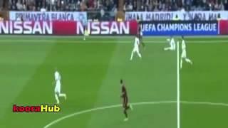 ملخص لمسات محمد صلاح امام  ريال مدريد تعليق الشوالى 2-0  8-3-2016  Salah Highlights vs R.Madrid