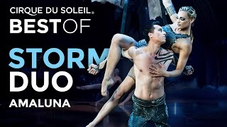 Storm Duo Act from Amaluna | Best of Cirque du Soleil