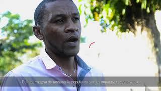 """ALALINO """"EXTENSION PORT TOAMASINA""""  du 24 Septembre 2017 by kolo TV"""