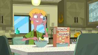 Phineas And Ferb: Across The Second Dimension - Trailer