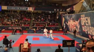 ARAGA RYUTARO (JPN,JPN) vs Tzanos Georgios (Champions,BEL)