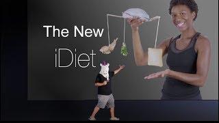 毒角SHOW-The New iDiet Release Conference新一代减肥神器发布会