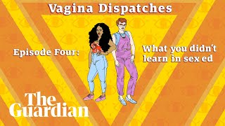 Vagina Dispatches: what you didn't learn in sex ed