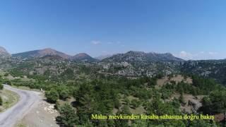 Çamlık Kasabası Drone