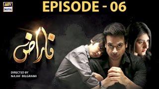 Naraz Episode 06 - ARY Digital Drama
