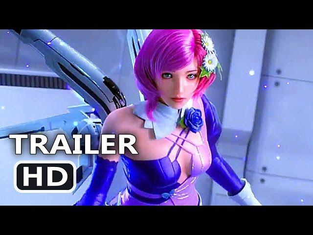 PS4 - Tekken 7 New Cinematic Trailer