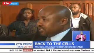 Jacque Maribe now stares at the hangman's noose should the state prove murder charges