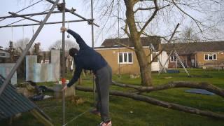 Ninja warrior training exercises