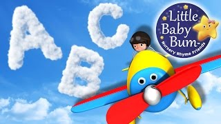 ABC Song | Traditional | Nursery Rhymes | By LittleBabyBum!