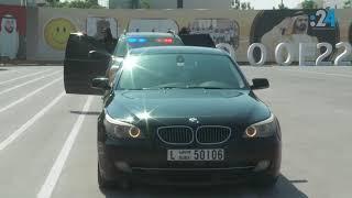 نساء يقدن المواكب ويحمين الشخصيات الكبرى في دبي