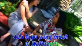 Nicky ukur & Ratih purwasih - Malioboro