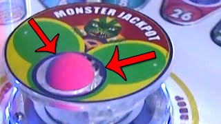 Monster Drop Arcade Game MAJOR Jackpot EXTREME WIN! | ​​​