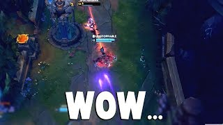 WHEN NOCTURNE DOES THE IMPOSSIBLE.. INSANE SAVE...  | Funny LoL Series #341