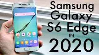 Samsung Galaxy S6 Edge In 2020! (Still Worth It?) (Review)