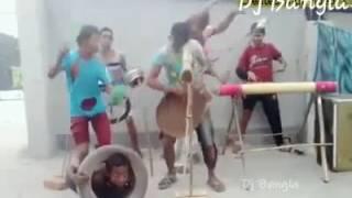 new comedy video song  dom thakite ai jibon nam r numuna pirite
