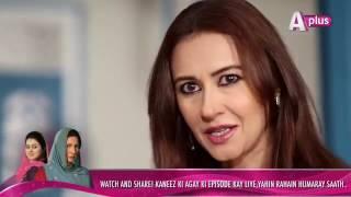 Kaneez | Episode 24 | APlus Entertainment