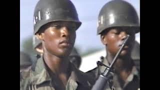 Fort Sill Basic Training  1987