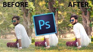 Photoshop cc Camera Raw Filter Colour Correction