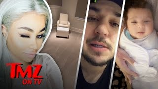 Rob Kardashian Admits He Needs Professional Help After Fight with Blac Chyna | TMZ TV