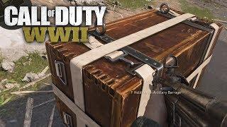 WAT ZIT HIER IN!? (Call Of Duty WW2 PC Beta #13)