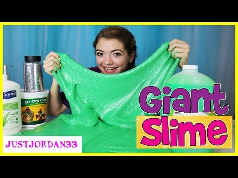 Xxx Mp4 Giant Slime Making With Giant Ingredients JustJordan33 3gp Sex
