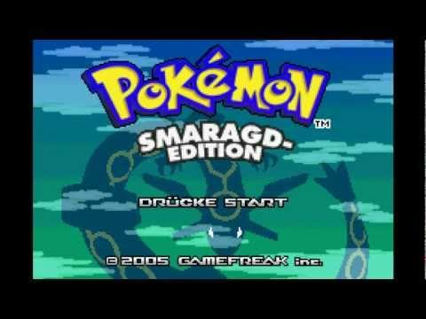 Let's Play Together Pokemon Amazonit [SMARAGD] Part 1 - Das Abenteuer beginnt
