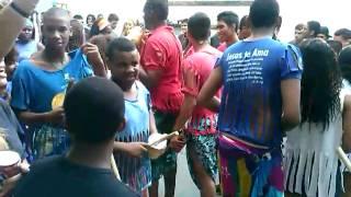 Mochón. Turmas 1001,1002,1003 e 1004 -Batuque Afro
