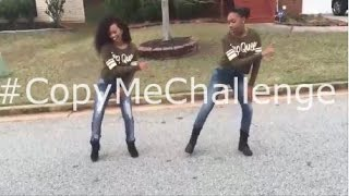 Copy Me Challenge | @kissmyspiffyness & @ambii.c0m | King Imprint