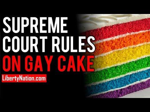 Xxx Mp4 Supreme Court Rules On Gay Wedding Cake Case 3gp Sex