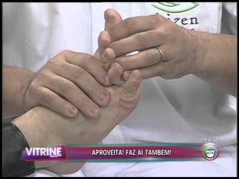 Faça massagem nos pés para aliviar dores nas costas 18 06