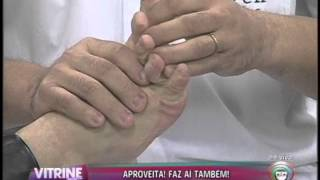 Faça massagem nos pés para aliviar dores nas costas (18/06)