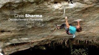 Chris Sharma sends