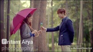 MILNE hai mujhse Aayi video song Korean mix
