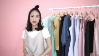 Parasayu Arizya : Talk about her style