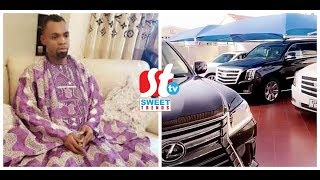 Wow. REV OBOFOUR SHOWS OFF HIS LUXURY CARS AND HOUSE WORTH MILLIONS OF DOLLARS