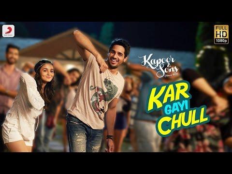 Ladki Beautiful Kar Gayi Chull | Kapoor & Sons | Sidharth Malhotra | Alia Bhatt | Badshah
