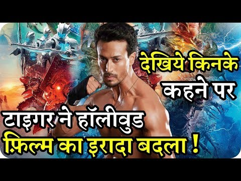 Xxx Mp4 Tiger Shroff Changed His Mind To Filming Hollywood Action Movie 3gp Sex