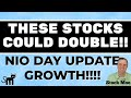 NIO STOCK PRICE PREDICTION UPDATE - BEST GROWTH STOCKS TO BUY NOW - DRAFTKINGS STOCK PRICE MERGER