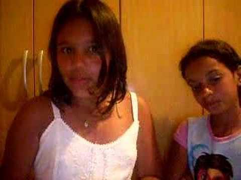 Minha Filha Malu e minha Sobrinha Laila