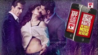 IFI :WATCH KOMAL NAHATA ONE MINUTE MOVIE REVIEW - HATE STORY 3