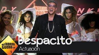 Daddy Yankee canta en directo su hit del verano, 'Despacito' - El Hormiguero 3.0