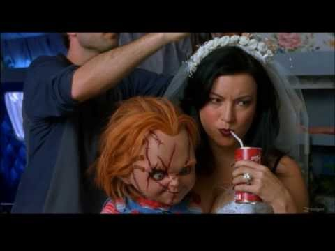 ONE WAY OR ANOTHER SEED OF CHUCKY MUSIC CLIP CAST