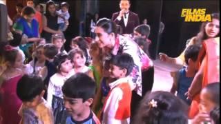 Karisma Kapoor at BSFI School' Annual Day Celebration