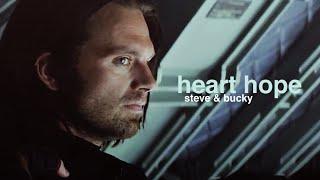 Steve & Bucky | Heart Hope (+ Civil War)