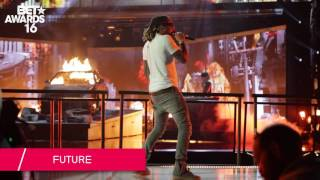 Future Sets The BET Awards 2016 On Fire