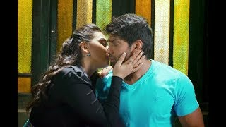 hansika motwani whatsapp status lipp kiss arya romantic status hindi status