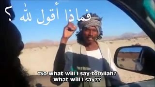 This video has gone viral in  Arab world - Watch to find out why   Check the level of Imaan he has!