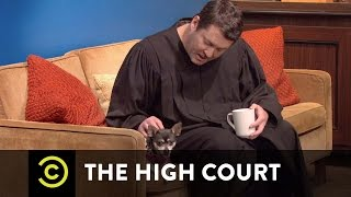 The High Court - Let the Dog Decide
